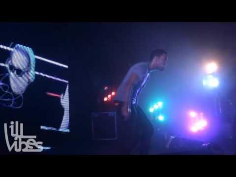 Kid Cudi Performing