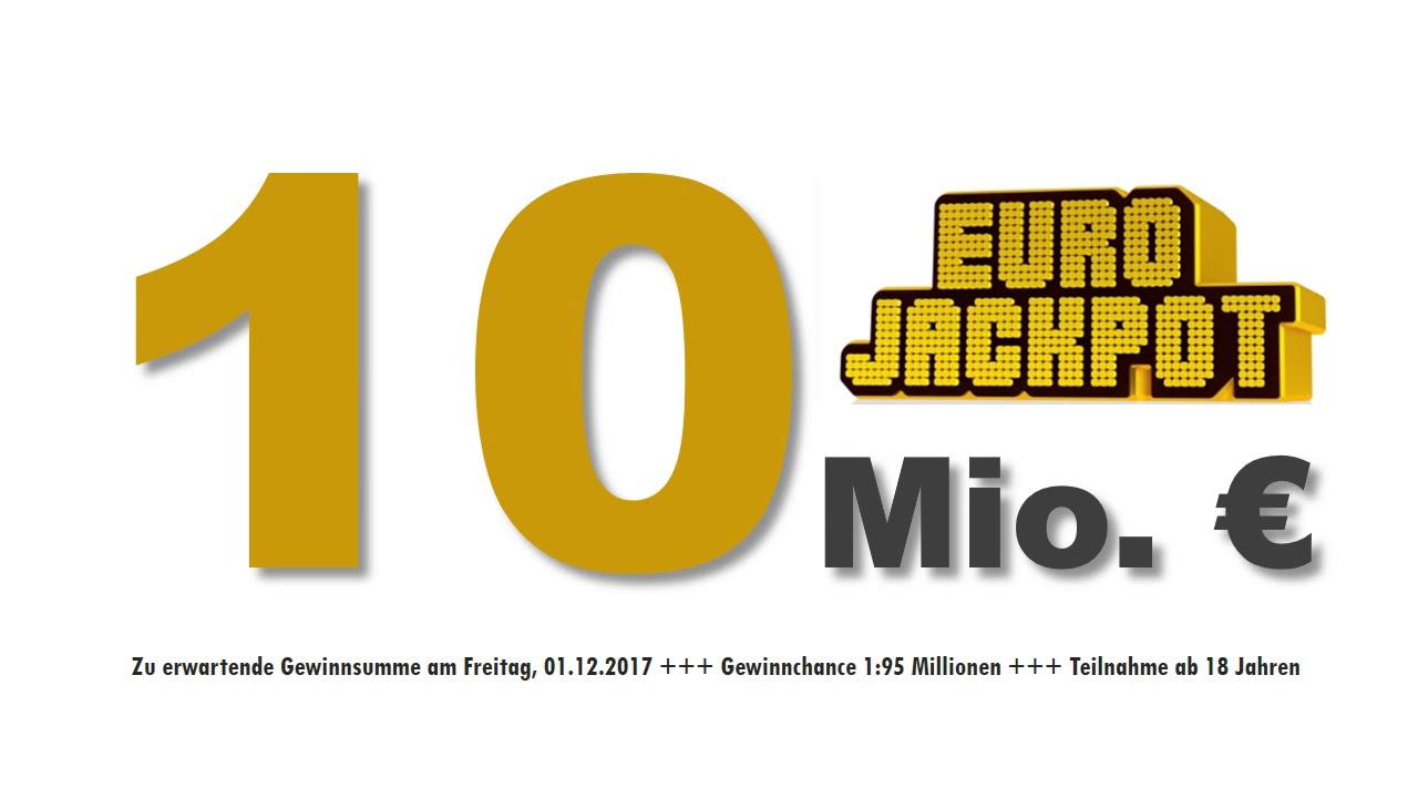 Eurolotto Jackpot Heute