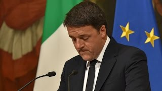 Italy's Prime Minister makes shocking announcement after hard defeat HD