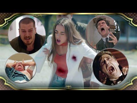 Beyaz Show- Bensu Soral'ın Dizideki ölümüne Kimler Ağladı?