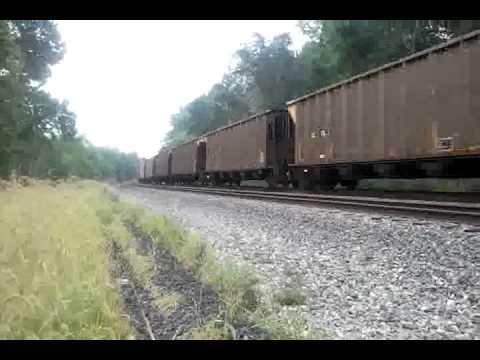 CSX Coal Train #2 - Hurricane, WV