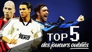 ⭐ Le top 5 des grands joueurs *oubliés*