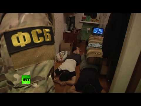 FSB Detains ISIS Cell Members Planning Attacks In St. Petersburg