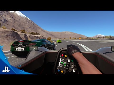 Driveclub VR - Launch Trailer | PS VR