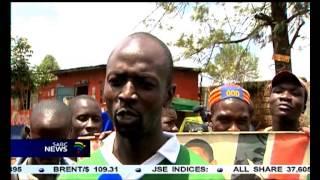Kenya celebrates Obama re election