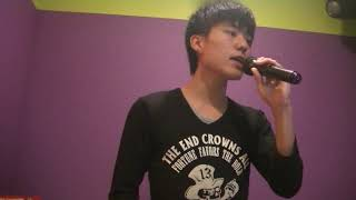 B'z 「ALONE」橋本峻16歳cover