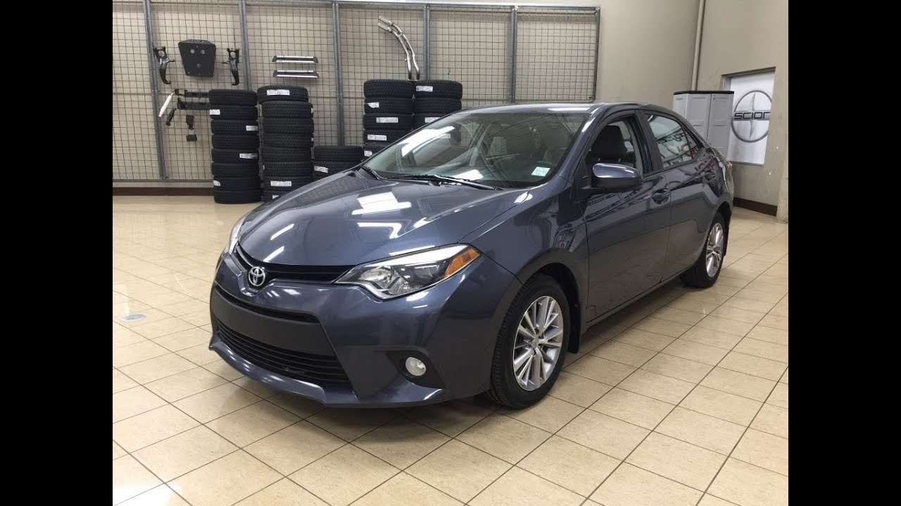 2014 Toyota Corolla LE Upgrade Review