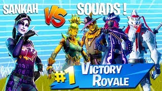 MA MEILLEURE PARTIE EN SOLO VS SQUAD sur Fortnite: Battle Royale ...