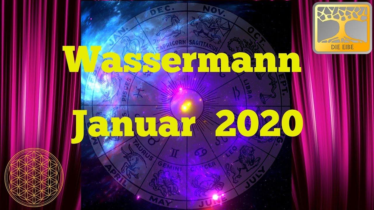 horoskop wassermann frau 2020 liebe