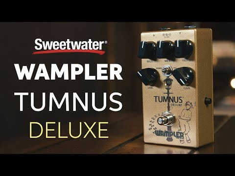 Wampler Tumnus Deluxe Pedal Review