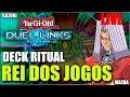 Yu-Gi-Oh! Duel Links (LIVE#21) - Rei dos Jogos!?