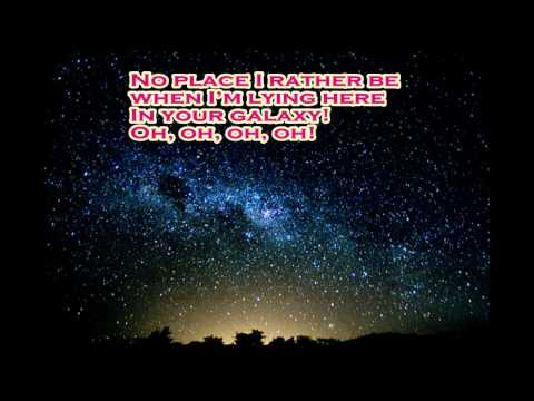Jessica Mauboy Ft. Stan Walker - Galaxy [NEW] on screen lyrics