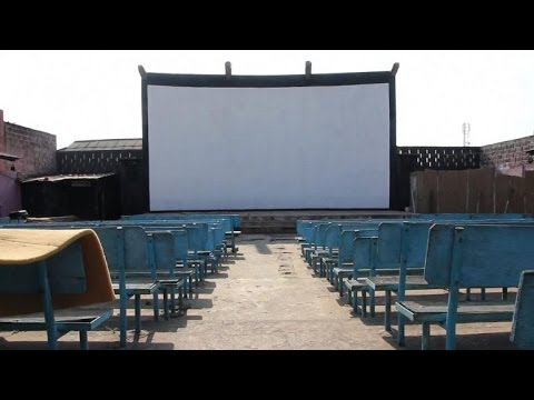 Filmmaker hoping to rejuvenate Ghana's dilapidated old cinemas