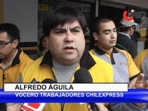 Huelga Legal En Chilexpress