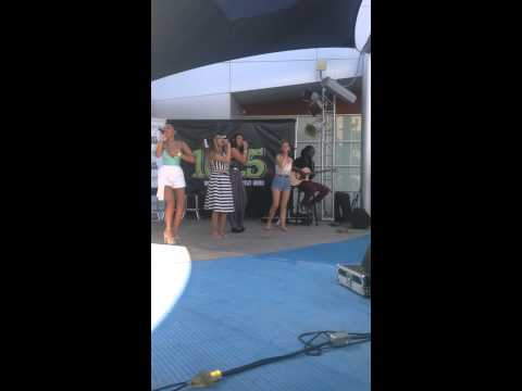 Little Mix Black Magic Tempe Arizona on 8/9/15