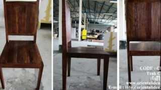 Teak Chair Code : Ch-13