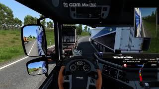 유로트럭2 멀티 블랙박스