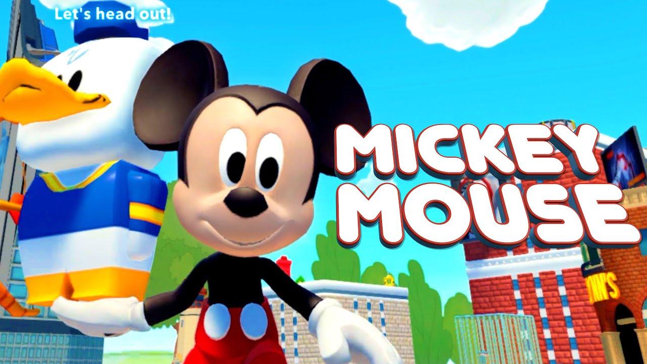 Massive Attack! A Mickey Mouse Cartoon | Disney Shorts 11 | Disney Infinity
