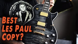 Grote Les Paul Copy (better Than A Chibson!)   Demo / Review