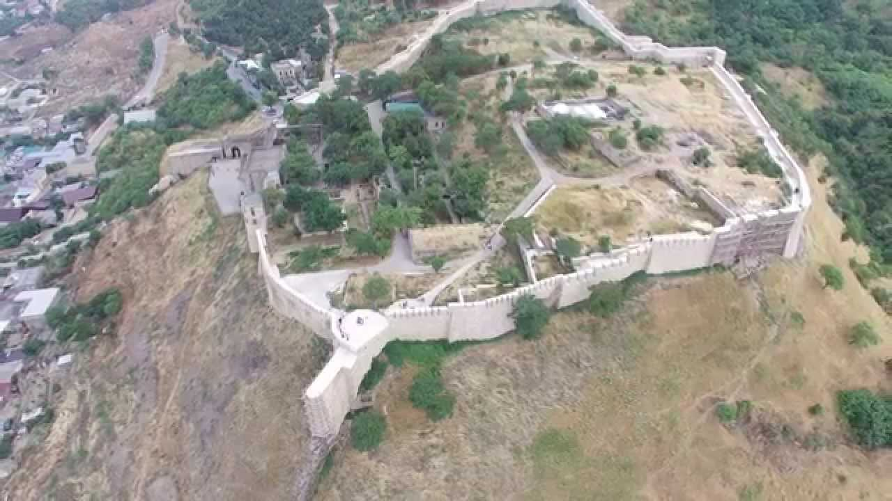 дербент фото нарын кала крепость