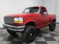 3528 ATL 1992 Ford F 150 4x4 Flareside