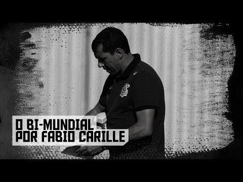 Carille fala sobre os 5 anos do Bi-Mundial