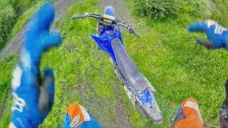 SCARY & FUNNY DIRT BIKE CRASHES & FAILS - BEST OF THE WEEK!