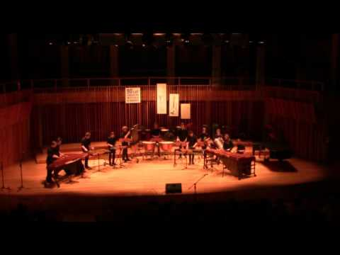 "Radom Percussion Group - Georg Friedrich Haendel  -  ""Alleluja"""