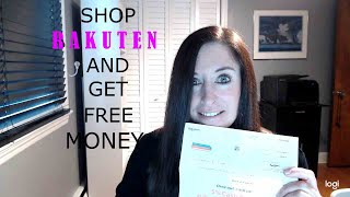 How to Get paid FREE CASH to shop In Stores and Online using RAKUTEN