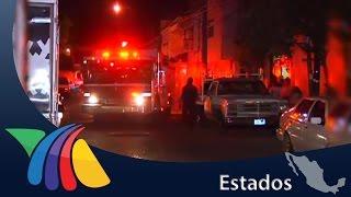 Cuatro cuadras afectadas por intento olor a gas | Noticias de Jalisco