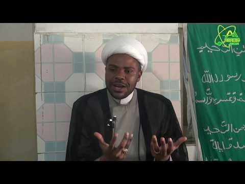 Sheikh Said Othman: UISLAMU NA TARATIBU ZA KIMAISHA