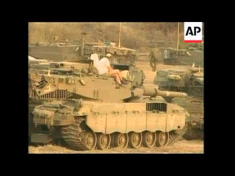 Israeli Troops Returning From Southern Lebanon