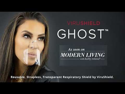 Redesigning Personal Protection with Strapless, Transparent, Respiratory Shields - ViruShield
