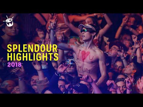 triple j's Splendour In The Grass Highlights 2018 (PNAU - 'Chameleon' live) Mp3