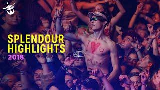 triple j's Splendour In The Grass Highlights 2018 (PNAU - 'Chameleon' live)