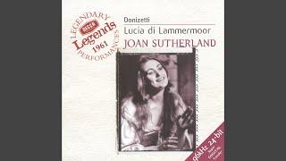 """Donizetti: Lucia di Lammermoor / Act 3 - """"Orrida è questa notte"""""""