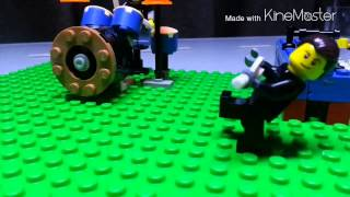 ghostbuster lego animation theme song
