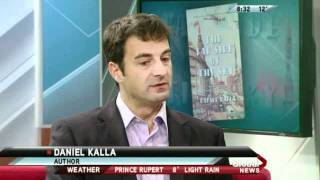 Global TV interview