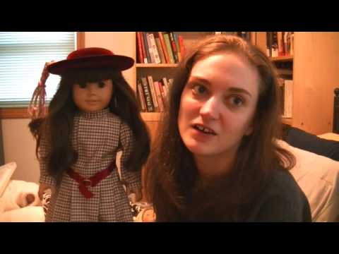 AMERICAN GIRL   1990s Samantha Collection