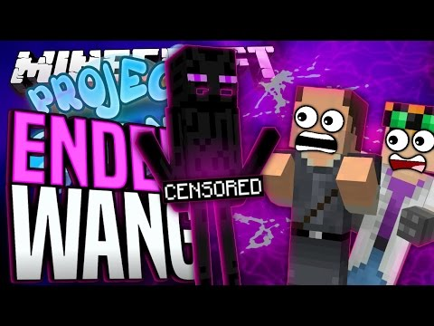Minecraft - TINY ENDER WANGS - Project Ozone #109