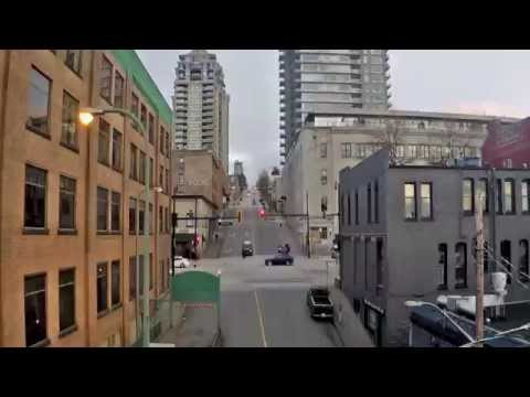 New Westminster, B.C. - Time Lapse