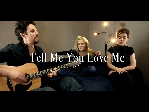 Demi Lovato - Tell Me You Love Me Cover ft Viki Eszes / Panni Kalmár by How to play easy guitar