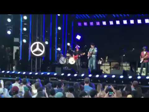 John Mayer at Jimmy Kimmel Live- Los Angeles- September 18,2018