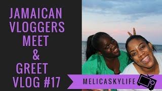 Jamaican Vloggers  Linkup vlog #17