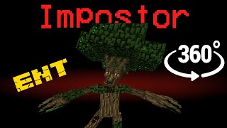 If ENT was the Impostor 🚀 Among Us Minecraft 360°