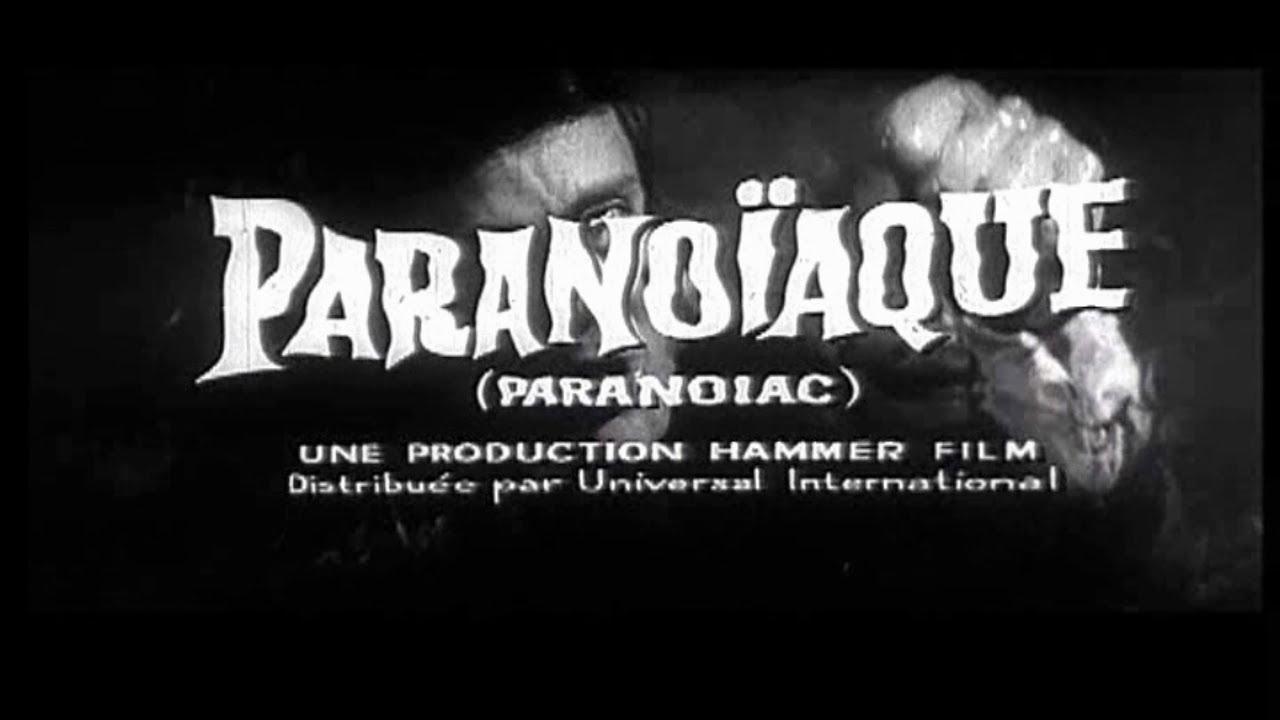 Paranoïaque (1963) Bande-annonce française