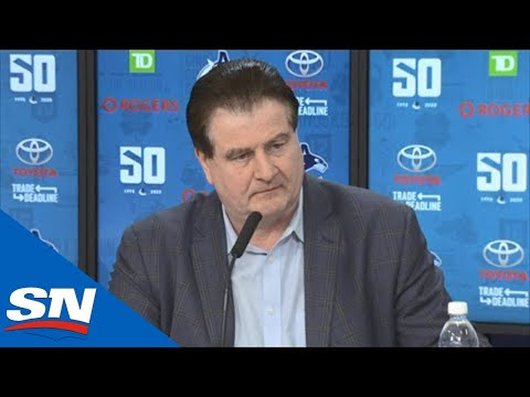 Canucks GM Jim Benning Chats With The Media On The Status Of The Team | FULL Press Conference