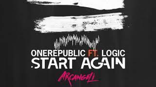 OneRepublic - Start Again Ft. Logic (Arcangeli Remix) | 13 Reasons Why: Seasons 2