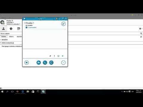 ¿Cómo usar Skype Empresarial?