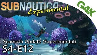 Sonar, Koosh and Base Building | Subnautica Let